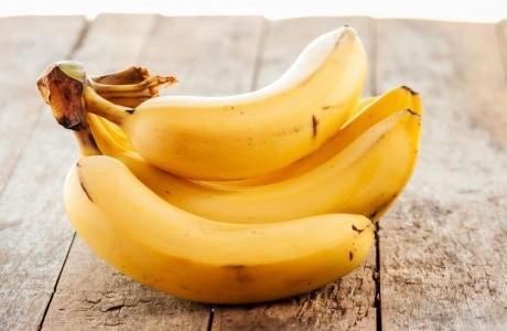 בננה! פצצת אנרגיה צהובה!