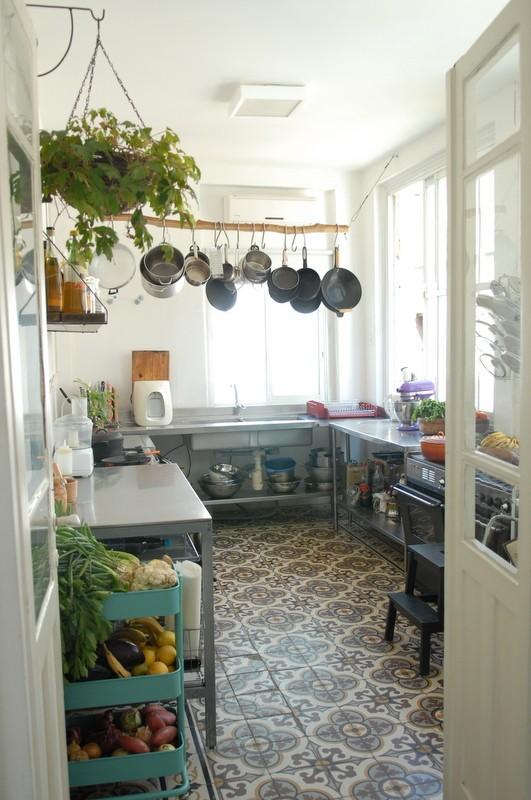 בא לי לעבור לגור במטבח הזה