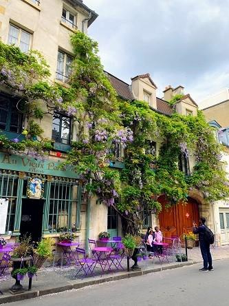 הפריחה בפריז