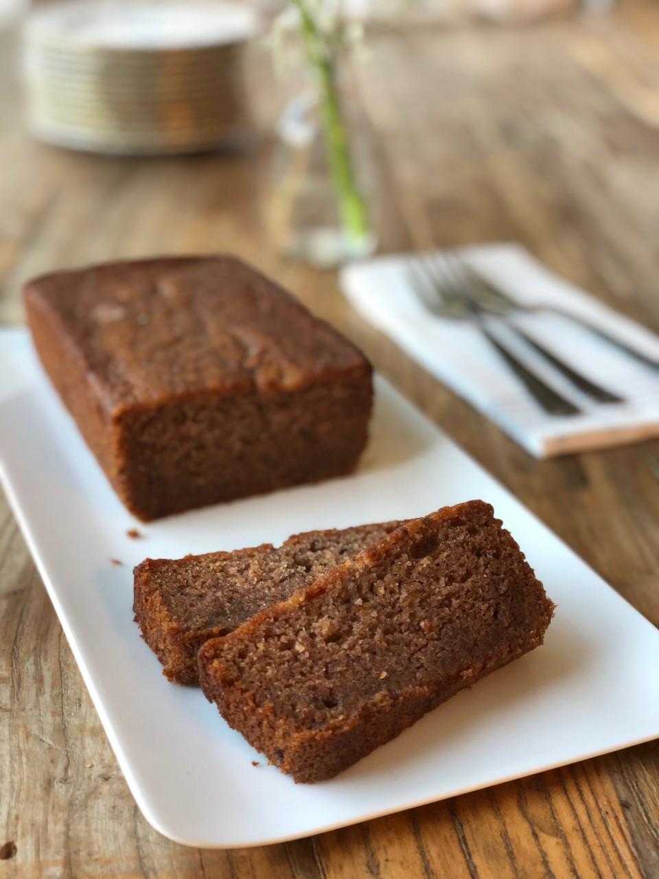 הכי פשוטה, הכי טעימה. עוגת תמרים מייפל.